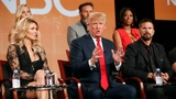 Trump's 'Celebrity Apprentice' ties remain intact