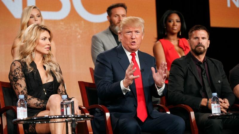 Trump's 'Celebrity Apprentice' ties remain intact