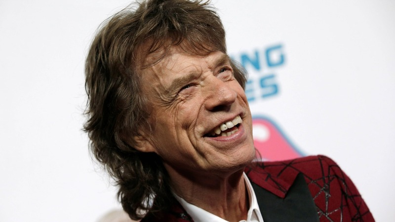 Mick Jagger is a dad again at 73