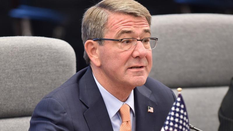 U.S. defense chief makes surprise trip to Afghanistan