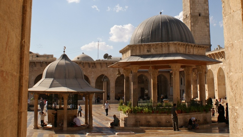 Photos of splendours past: Aleppo before the war