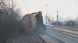 Death and destruction as train explodes in Bulgaria
