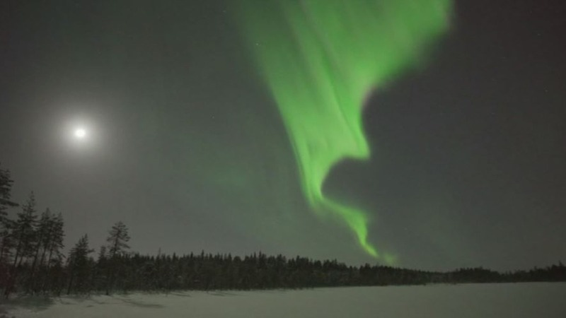 INSIGHT: Northern Lights dance across sky