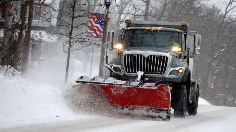 INSIGHT: NY State blanketed by 16 inches of snow