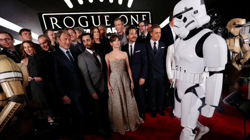 INSIGHT: 'Rogue One' takes over Hollywood