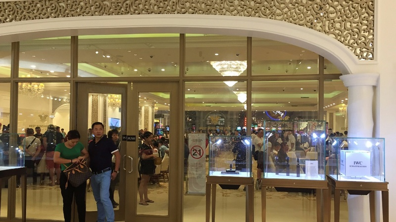 Where China's high rollers go to splurge