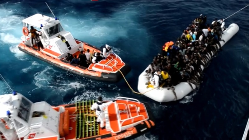 INSIGHT: Over 1,000 migrants rescued at sea