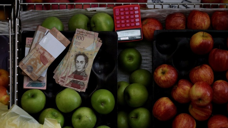 Chaos as Venezuela pulls its largest note