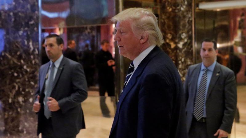 Trump vows 'No new deals' as president