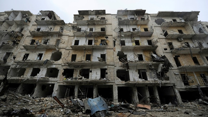 Truce ends battle of Aleppo