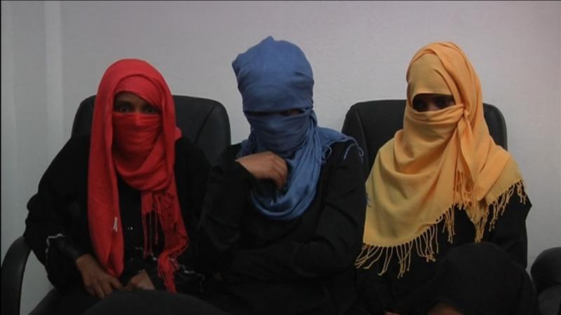 Women escape Islamic State, face fresh horror