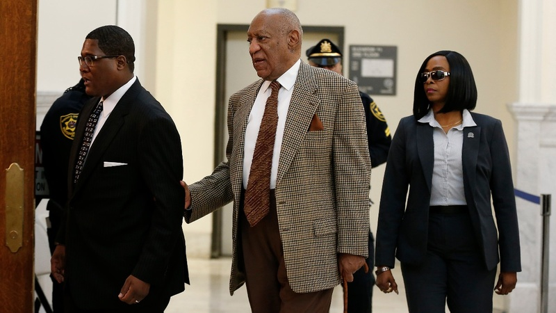 Emotions run high at Cosby trial