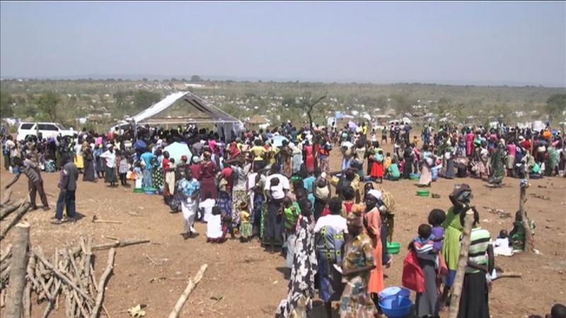 U.N. warns of South Sudan migrant influx