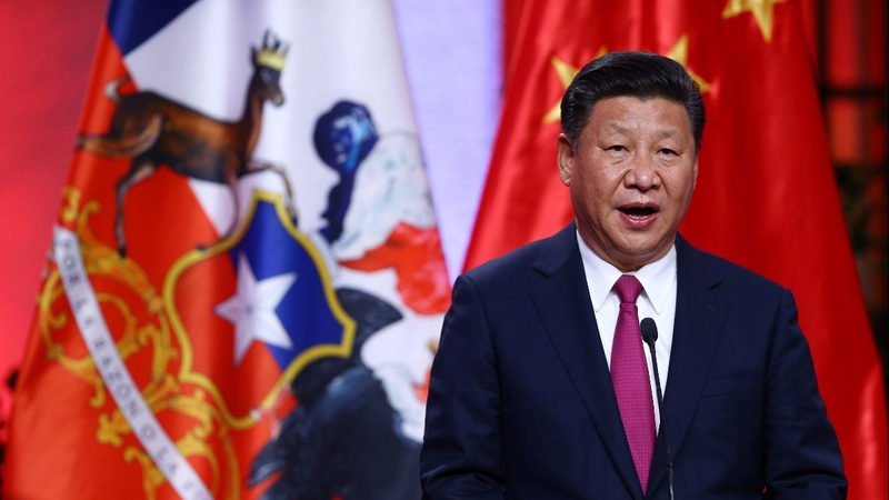 A US shift on Taiwan could hasten China's military buildup