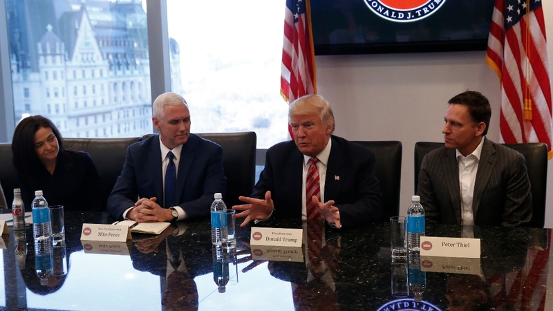 What went down in the Trump-tech titan meeting