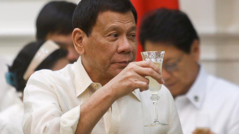 VERBATIM: Duterte admits he joined patrols to kill