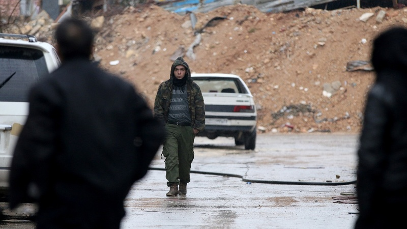 Aleppo evacuation plan said to be back on track