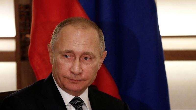 Putin personally involved in U.S. election hack -NBC