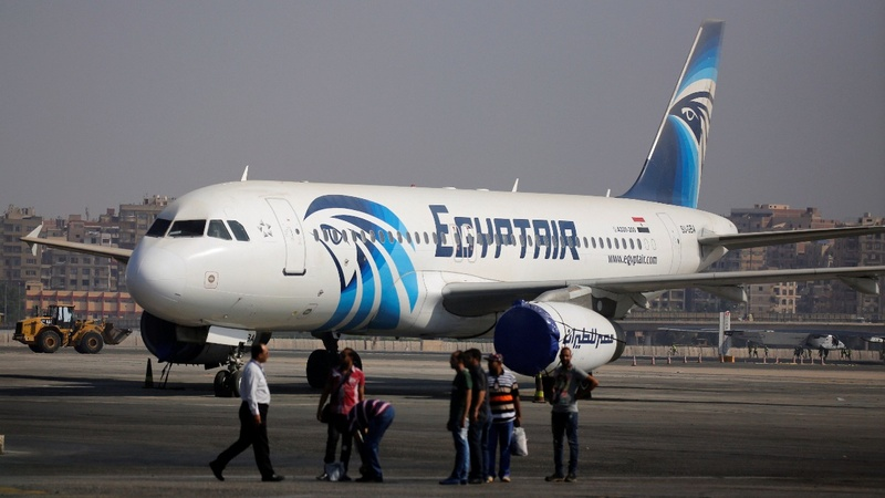 Explosive traces on EgyptAir crash victims