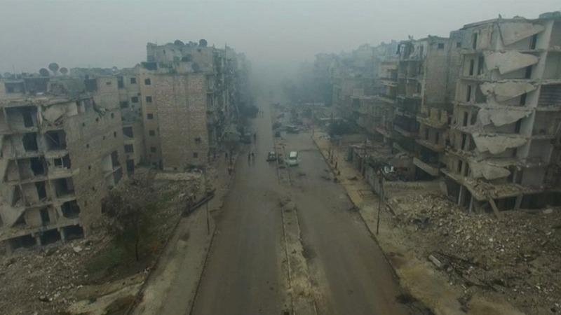VERBATIM: UK defence secretary on Syria
