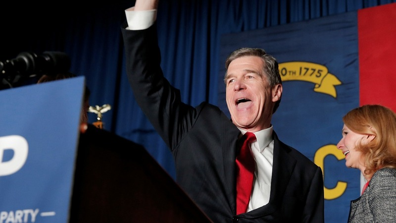 NC Republicans move to strip Governor's powers
