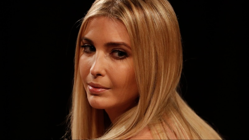 Red flags raised by charity coffee-talk with Ivanka