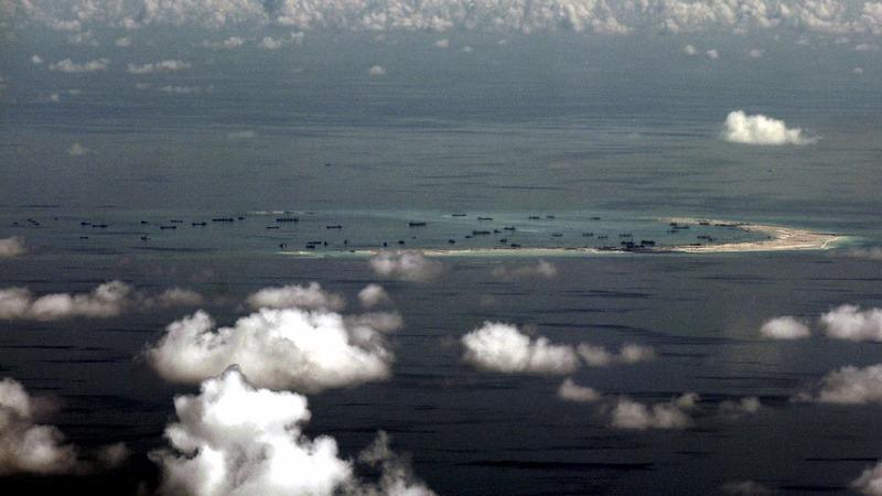 Chinese Navy seizes underwater U.S. drone