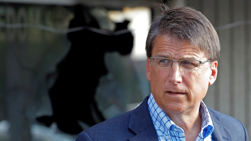 NC governor moves to curb successor's power