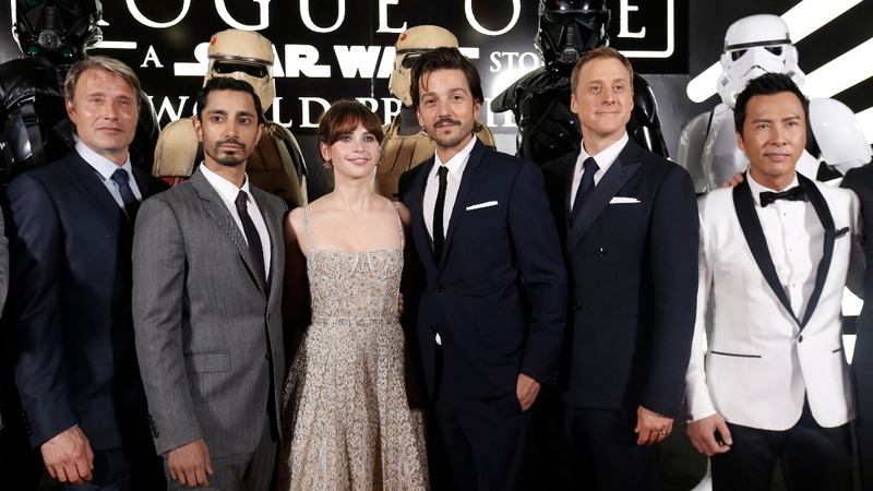 'Rogue One' soars high on opening weekend