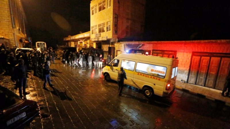 At least 9 killed in shootout near tourist castle in Jordan