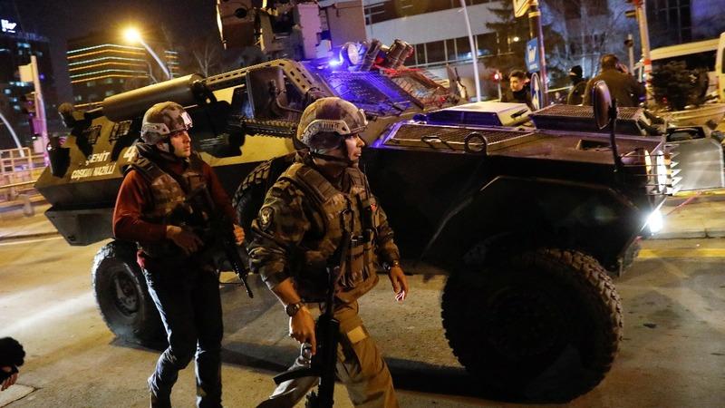 Russian ambassador shot dead in Ankara