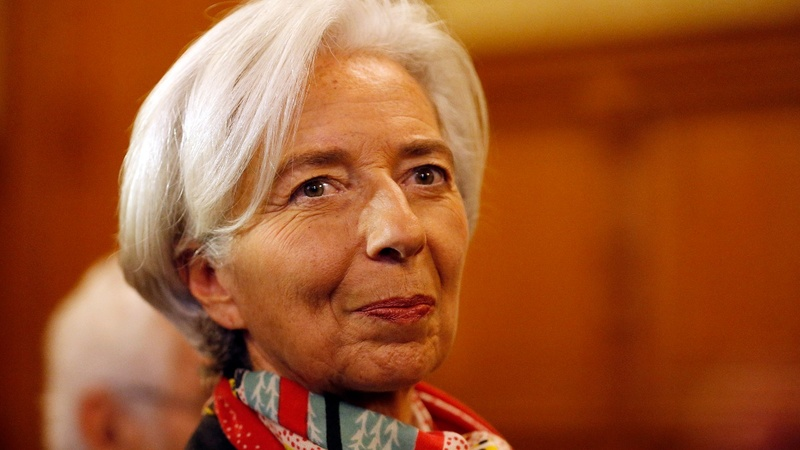 Lagarde spared by IMF after French conviction