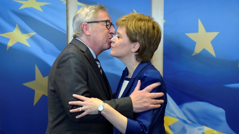 VERBATIM: Scotland seeking EU market access