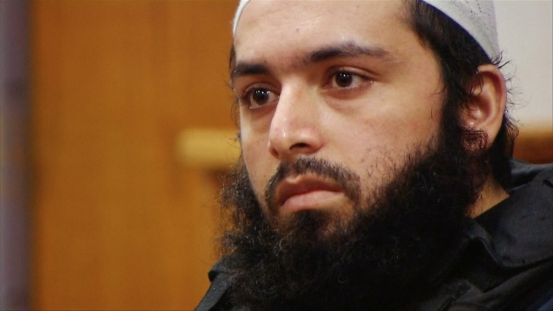Accused NYC bomber pleads not guilty