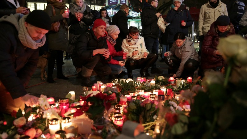 Berlin unites to honor truck attack victims
