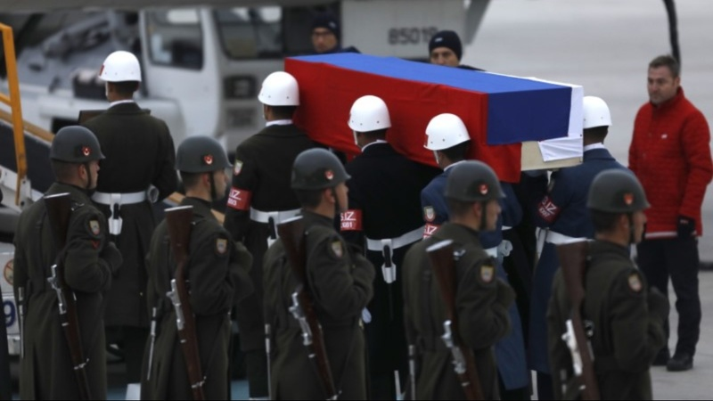 Gulenists deny role in envoy's killing