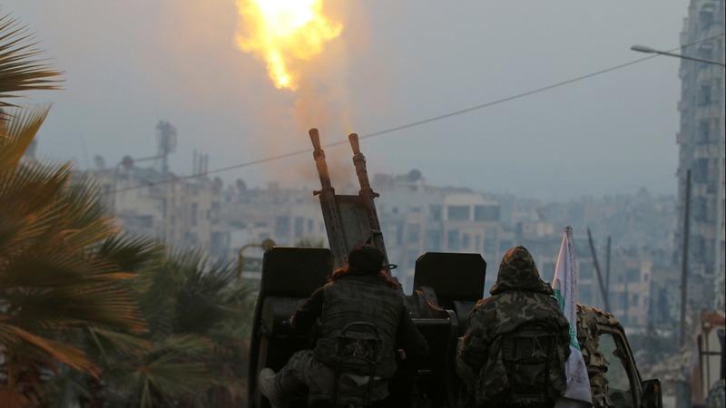 Last Syrian rebel Aleppo enclave squeezed