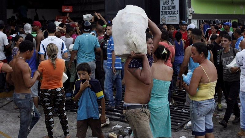 PERSPECTIVES: Venezuela's food crisis
