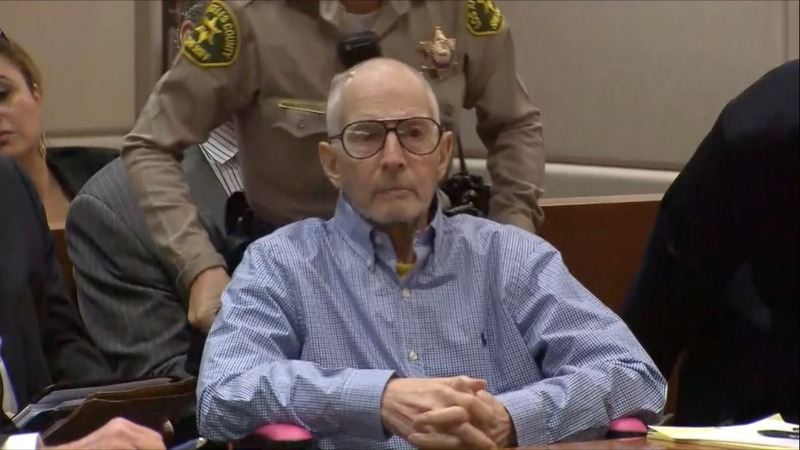 """Star of """"The Jinx"""" in court on murder charge"""
