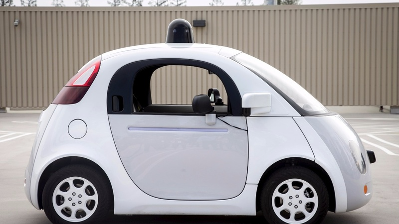 Honda in talks with Google for self-driving cars