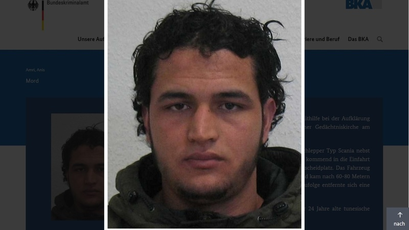Suspected Berlin attacker's past comes to light