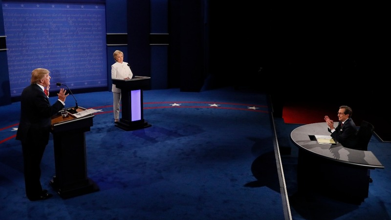 PERSPECTIVES: 2016's let-loose, gloves-off debates