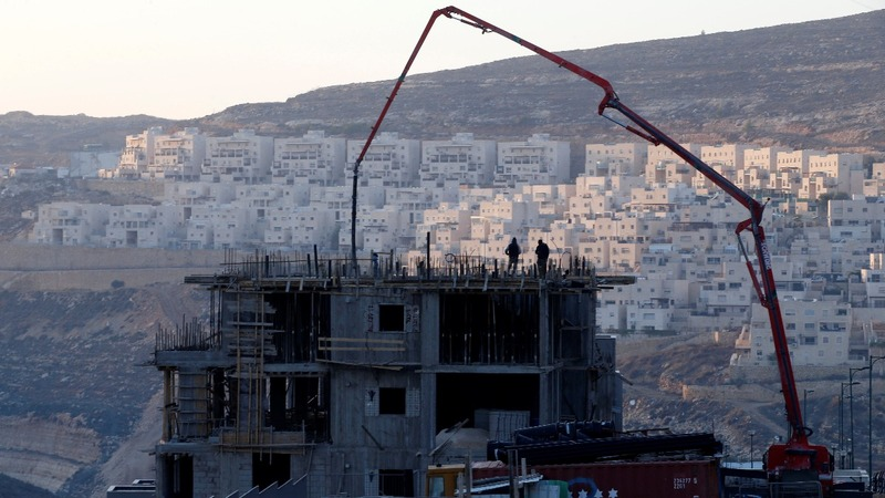 U.S. allows UN measure against Israeli settlements