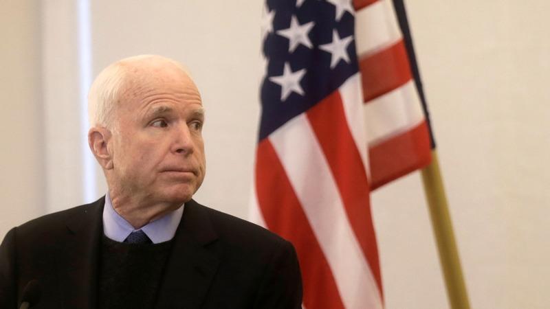 VERBATIM: McCain reassures Baltics of U.S. support