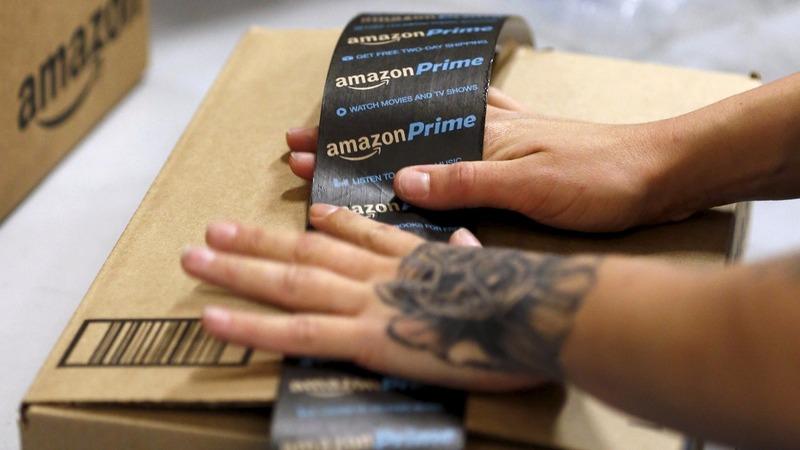 Amazon has best holiday season ever