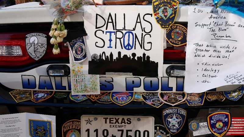 PERSPECTIVES: Dallas police officers attacked