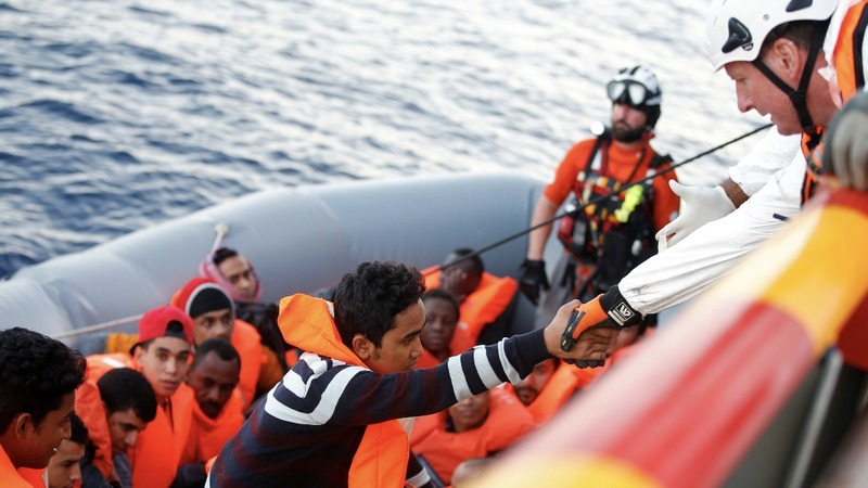 PERSPECTIVES: Saving migrants at sea