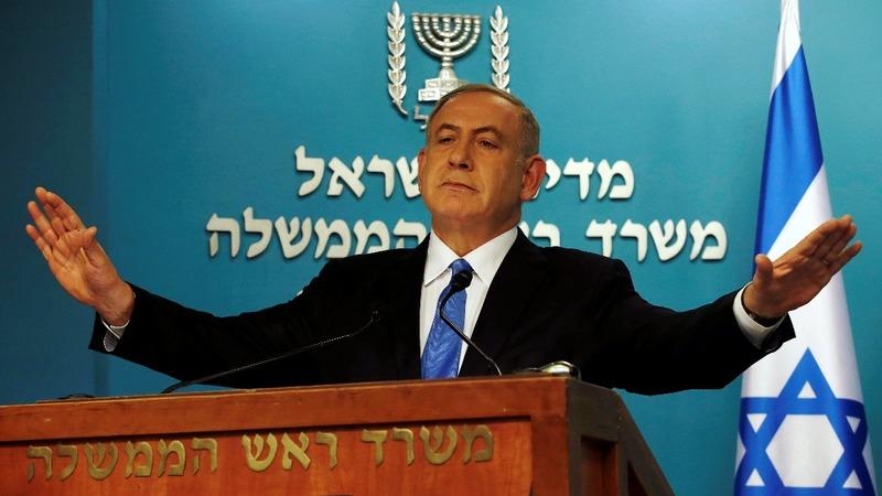 VERBATIM: Netanyahu condemns Kerry's remarks
