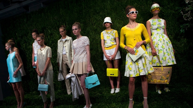 Investors bet Kate Spade wants to make a deal