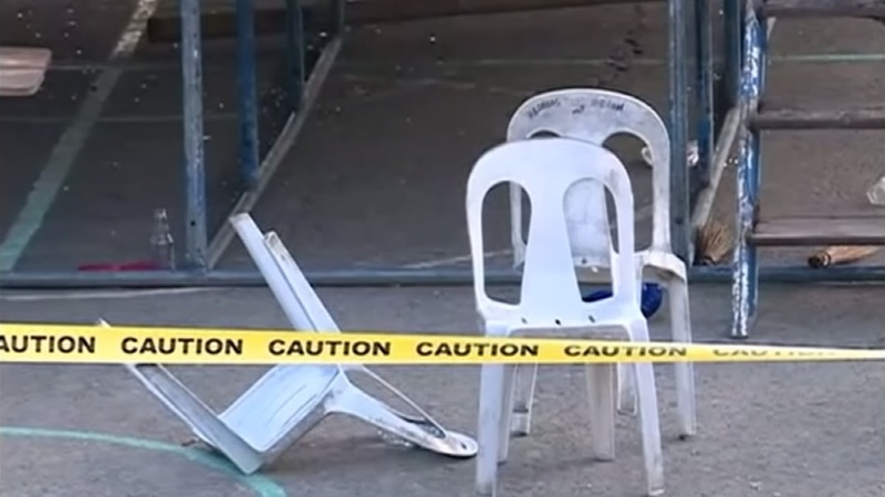 Boxing match bomb wounds 33 in Philippines